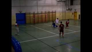 preview picture of video '15-11-2013: Futsal Bolzano - Futsal Sacco 3-0'
