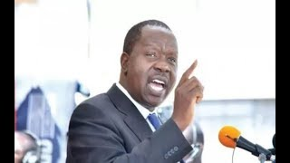 CS Matiangi reads riot act to disgruntled members of the public over teachers' transfer