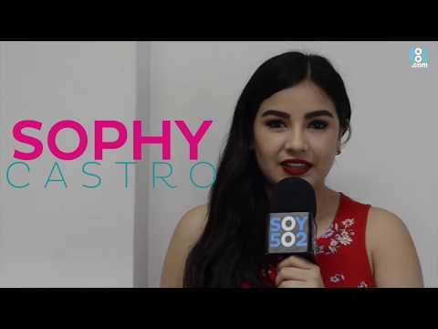 """Sophy Castro presenta su sencillo """"Gone"""""""