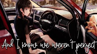 Nightcore - driver's license (Olivia Rodrigo) - (Lyrics)