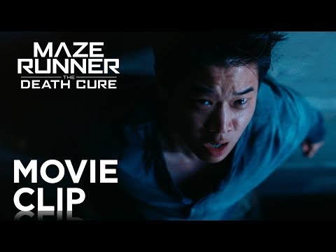 Maze Runner: The Death Cure (Clip 'In the Maze')