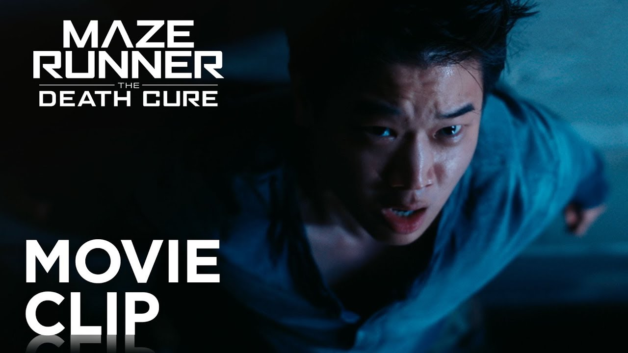 Maze Runner: The Death Cure - In the Maze