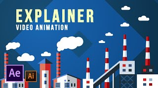 Create Explainer Video Animations in After Effects