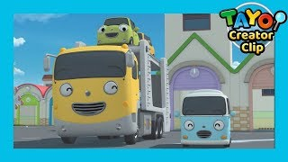 Tayo Episode Clip l The baby van Bongbong l Tayo the Little Bus
