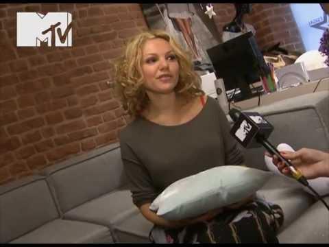 Masha Tsigal on NewsBlock MTV