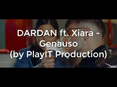 DARDAN ft. Xiara - Genauso (lyrics)