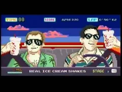 Do Classic Sega Arcade Games Make You Want To Buy Burgers?