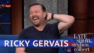 Ricky Gervais Asks: Who Is Your Favorite Dictator Of All Time?