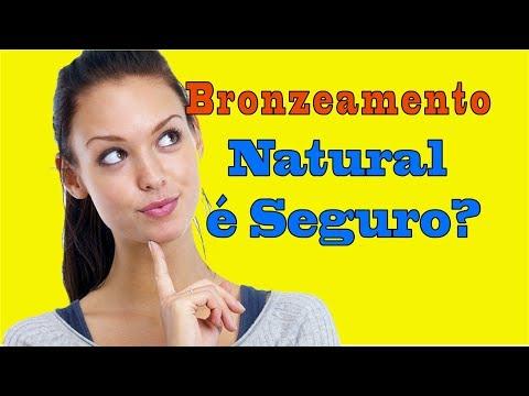 Bronzeamento Natural é Seguro?