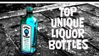 Top 10 Liquor Bottles