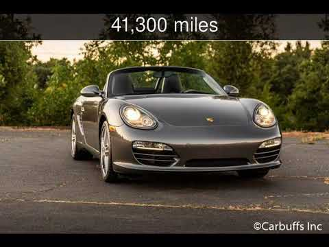 Video of '10 Boxster - PA1C