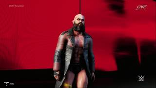 WWE 2K19 Creations: Tommaso Ciampa Entrance!