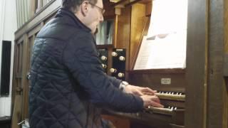 ABBA - Arrival (Church Organ)