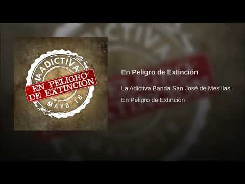 En Peligro De Extincion (La Adictiva Banda San Jose De Mesillas) (Audio Only)
