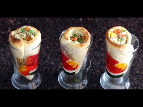 How to make cone pizza @home - Easy recipe