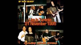 DEF LEPPARD TORONTO 21st November 1995 VAULT ACOUSTIC/ELECTRIC SHOW (FULL AUDIO)