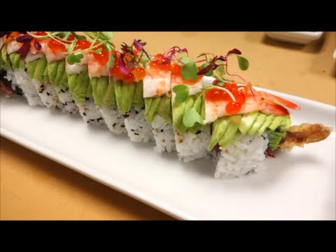 Surf and Turf Roll – How To Make Sushi Series