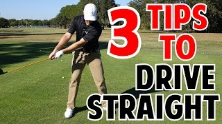 3 Tips To Drive Straight