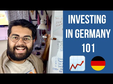 How to Start Investing in Germany for Beginners: Depots, Taxes, Stocks and ETFs! 🇩🇪