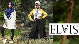 Ramadan Hijab Street Style Fashion Trend 2017