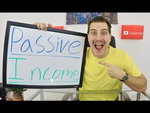 10 Ways to make Passive Income Online!