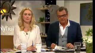 Nyhetsmorgon TV4 - Avicii/Tim Bergling om sitt liv som DJ
