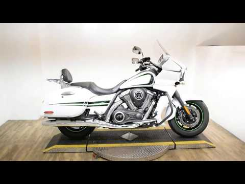 2016 Kawasaki Vulcan 1700 Vaquero ABS in Wauconda, Illinois - Video 1