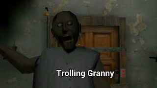 5 Ways To Troll Granny In Granny Horror Game