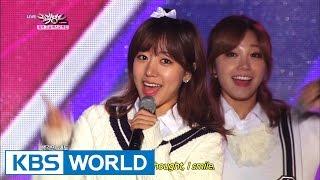 Apink (에이핑크) - Mr.Chu [Music Bank HOT Stage / 2014.10.03]