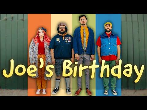 The Birthday of Joe (видео)