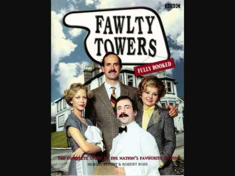 Fawlty Towers (Song) by Dennis Wilson