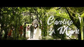 Caroline & Mark Incridible African style Wedding