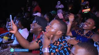 Alex Muhangi Comedy Store July 2019   Bebe Cool