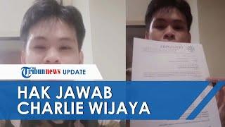 Kader PSI Charlie Wijaya Tidak Menuduh Bintang Emon Menggunakan Narkoba