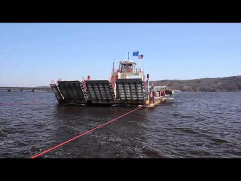 Merrimac Ferry is Open!