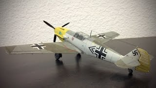 Tamiya | 1/48 Messerschmitt Bf-109 E-4 | Reveal
