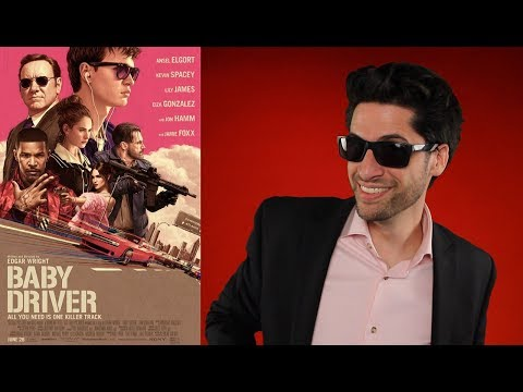 Baby Driver - Movie Review