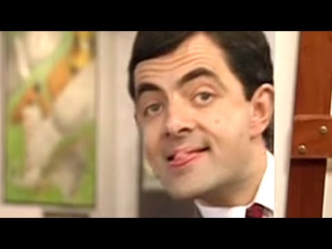 Mr. Bean Takes an Art Class