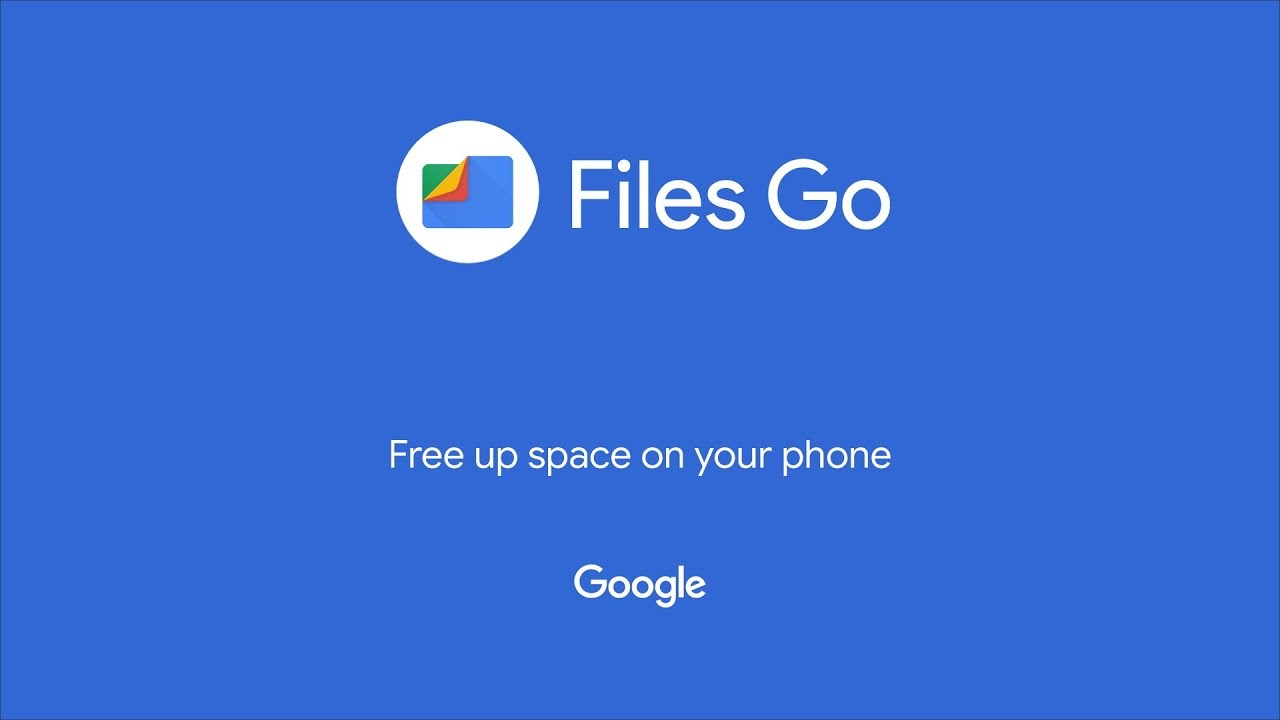 Files Go video