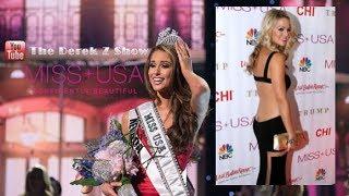 Miss USA 2014 Red Carpet Allie LaForce