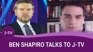 Ben Shapiro takes on the ALT-RIGHT and the LEFT