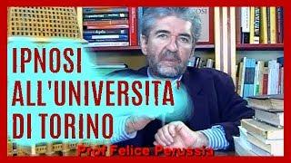 L'ipnosi all'Università di TORINO negli ultimi due secoli - Hypnosis in Turin University Italy