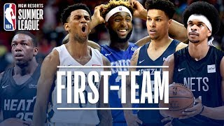 Best of 2019 NBA Summer League First Team #LegendaryMoments