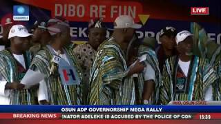 Osun Election: ADP Takes Mega Rally To Iwo Pt.5 |Live Event|