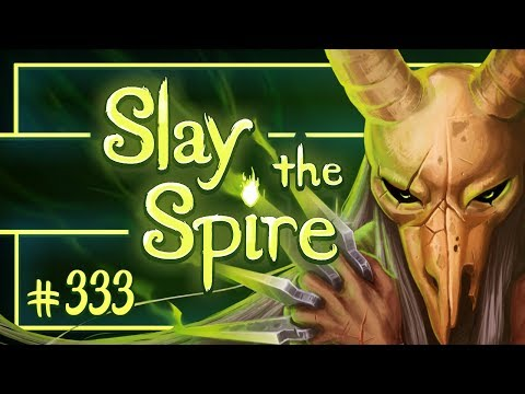 Let's Play Slay the Spire: The Envenom Shiv Dream | Ascension 15 - Episode 333