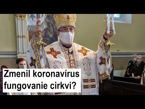 Príhovor vladyku Cyrila Vasiľa SJ: Po vyliečení z koronavírusu exkluzívne pre LOGOS TV - druhá časť