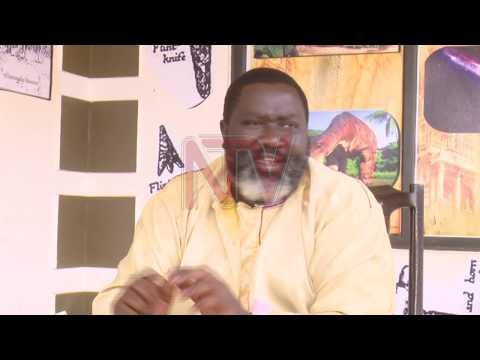 Kalooli Lwanga ye mujulizi eyakola ku by'okusima ennyanja ya Kabaka