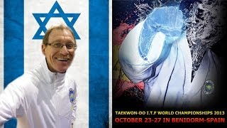 preview picture of video 'Taekwon-Do I.T.F Ashdod Israel - World Championships - Spain 2013'