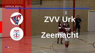 ZVV Urk - Zeemacht (27-09-2019)