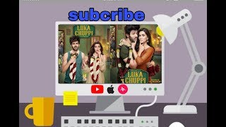 Luka Chuppi: Poster Lagwa Do Song  | With Trailer  | Mika Singh | Effect Mixed |